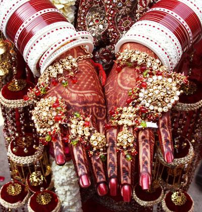 The varieties of indian rings
